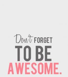 Always good advice. Source