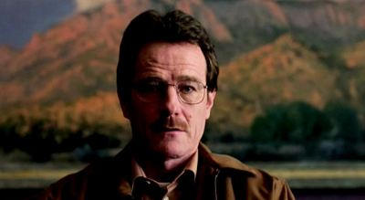 Walter White (Bryan Cranston) Source